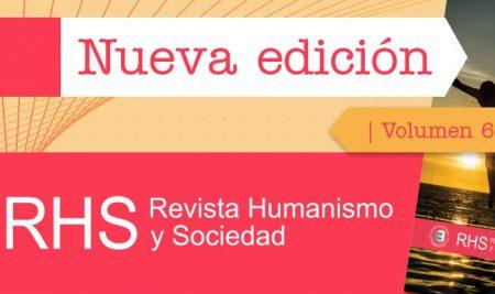 Revista Humanismo y Sociedad – RHS Nueva edición digital disponible