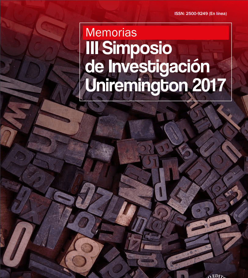 Tercer simposio de investigación Uniremington 2017