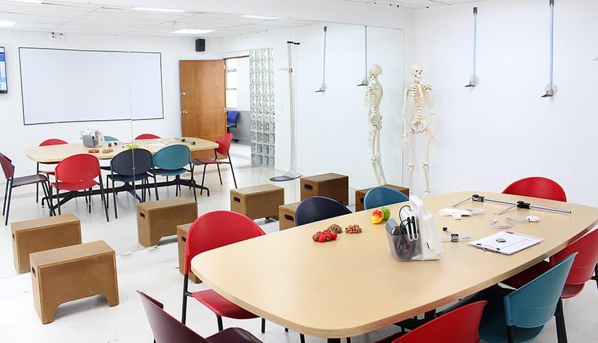 Laboratorio de Antropometría Uniremington