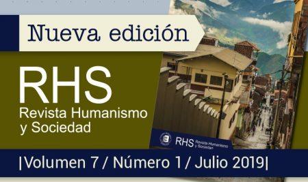 En portal web, nuevo número de la RHS – Revista Humanismo y Sociedad