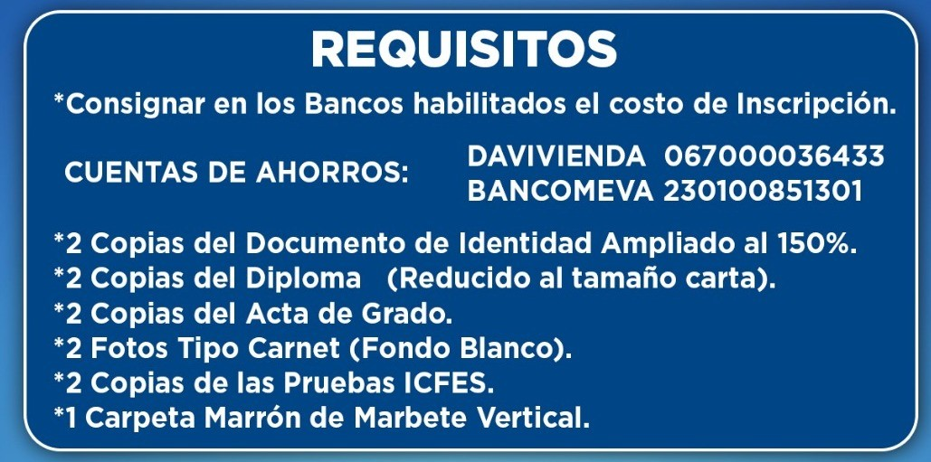 requisitos-uniremington-cucuta