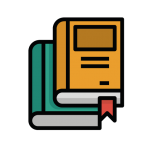 Icono-biblioteca