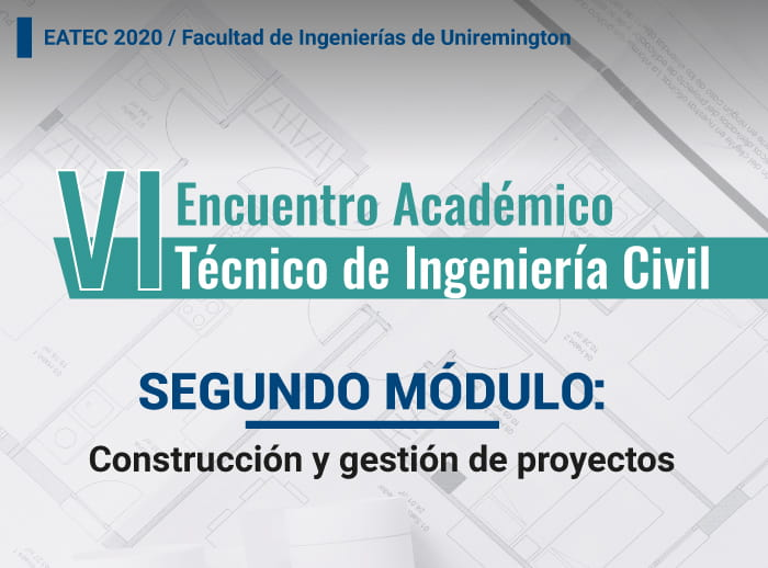 encuentro académico técnico de ingeniería civil