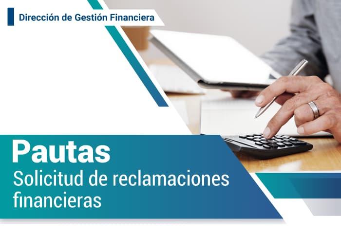 Pautas-solicitud-de-reclamaciones-financiera