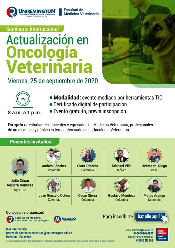 Oncología Veterinaria