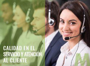 Calidad en el Servicio y Atención al Cliente