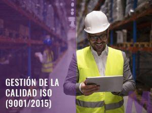 Gestión de la calidad ISO (9001-2015)