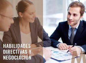 Habilidades Directivas y Negociación