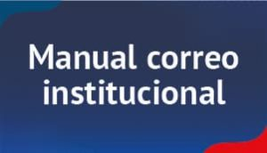 Manual correo institucional
