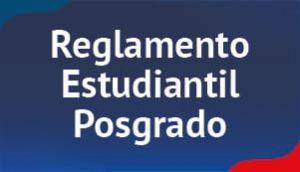 reglamento estudiantil posgrado