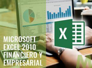 Microsoft Excel 2010 Financiero y Empresarial - Ofimatica