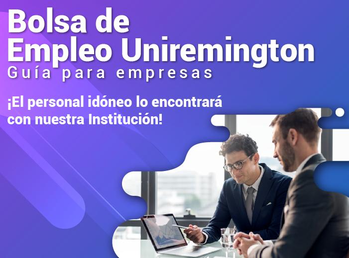 Bolsa-de-Empleo-Uniremington---Guía-para-empresas