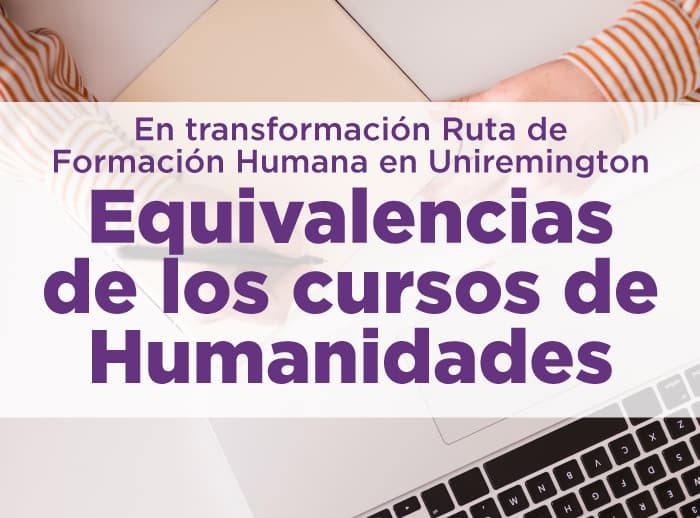 Equivalencias-Humanidades