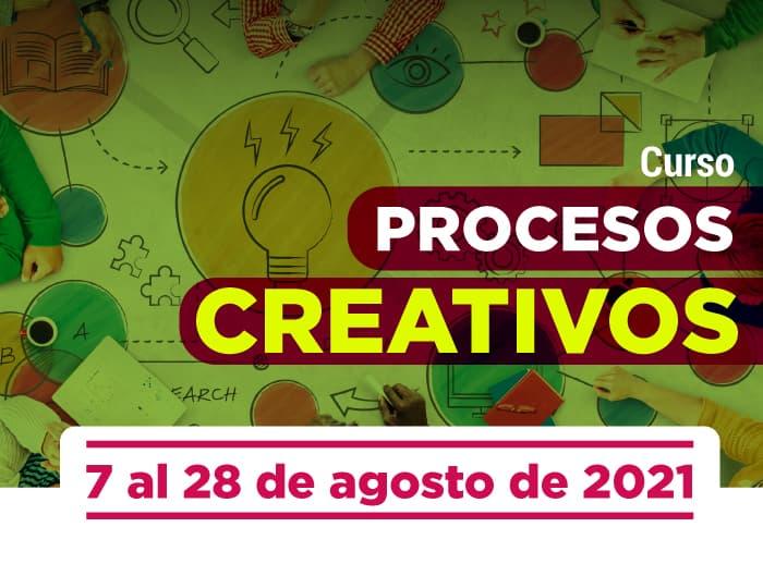 Procesos creativos