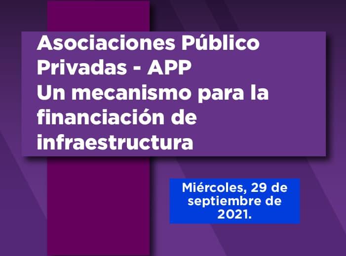 Web Un mecanismo para la financiación de Infraestructura